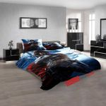 Cartoon Movies Space Pirate Captain Harlock D 3d Duvet Cover Bedroom Sets Bedding Sets