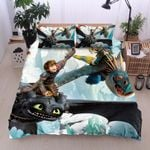 How To Train Your Dragon Bedding Sets (Duvet Cover & Pillow Cases)