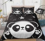 Cute Panda Bedding Set (Duvet Cover & Pillow Cases)