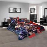 Soulcalibur Ii V 3d  Duvet Cover Bedding Sets