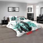 Musical Artists '80s Bruce Springsteen 3n 3d  Duvet Cover Bedroom Sets Bedding Sets