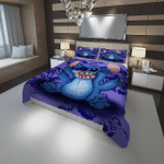 Scary Stitch Animation 3d Printed Bedding Set (Duvet Cover & Pillow Cases)