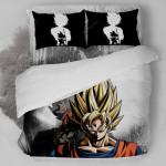Goku Dragonball Bedding Set (Duvet Cover & Pillow Cases)