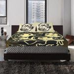 3d Bendy And The Ink Machine Video Game Bedding Set (Duvet Cover & Pillow Cases)