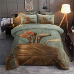 Golf Stuffs Bedding Set For Fans (Duvet Cover & Pillow Cases)