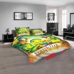 Cartoon Movies Franklin 3d Duvet Cover Bedding Set