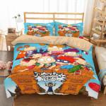 Rugrats Duvet Cover Bedding Set (Duvet Cover & Pillow Cases)