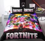3D Fortnite Logo Duvet Cover Bedding Set