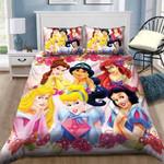 Disney Princess Bedding Set (Duvet Cover & Pillow Cases)