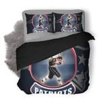 Nfl New England Patriots #20 3d Duvet Cover Bedding Sets