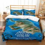 3d Cheshire Cat Alice In Wonderland Bedding Set (Duvet Cover & Pillow Cases)