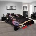 Famous Person Merle Haggard N 3d Duvet Cover Bedroom Sets Bedding Sets