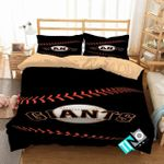 Mlb San Francisco Giants 2 Logo 3d Duvet Cover Bedding Sets