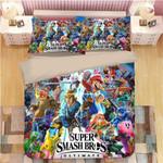 Sonic-The-Hedgehog-Bedding-Set-4 (Duvet Cover & Pillow Cases)