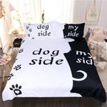 Dog Side My Side Bedding Sets (Duvet Cover & Pillow Cases)