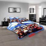 Disney Movies Up, Up, And Away (2000) D 3d Duvet Cover Bedroom Sets Bedding Sets