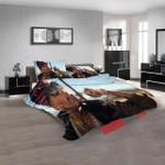 Famous Rapper Rich The Kid  N 3d Duvet Cover Bedroom Sets Bedding Sets
