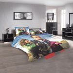 Movie 10 Jours En Or V 3d Duvet Cover Bedroom Sets Bedding Sets
