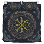 Vikings Symbol - Bedding Set (Duvet Cover & Pillow Cases)
