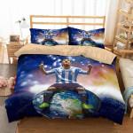 Lionel Messi #4 Duvet Cover Bedding Set