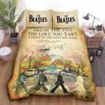 The Beatles Bedding Set (Duvet Cover & Pillow Cases)