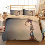 3d Woody Toy Story 4 Bedding Set (Duvet Cover & Pillow Cases)