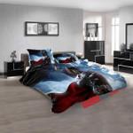 Cartoon Movies Space Pirate Captain Harlock N 3d Duvet Cover Bedroom Sets Bedding Sets