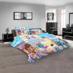 Cartoon Movies Doc Mcstuffins N 3d Duvet Cover  Bedding Sets