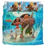 Moana - Bedding Set (Duvet Cover & Pillow Cases)