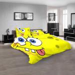Cartoon Movies Spongebob Squarepants N 3d Duvet Cover Bedding Sets