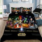 Star Wars Bedding Set (Duvet Cover &Amp; Pillowcases)