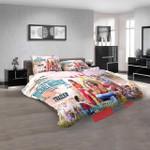 Netflix Movie The Legend Of Michael Mishra N 3d  Duvet Cover Bedroom Sets Bedding Sets