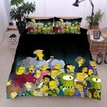 The Simpsons Bedding Sets (Duvet Cover & Pillow Cases)