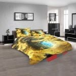 Movie Godzilla The Planet Eater D 3d Duvet Cover Bedroom Sets Bedding Sets