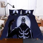 Fortnite Night Theme Digital Print Multiizeelection Blacks 3D Bedding Set