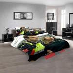 Movie Heroes Wanted D 3d  Duvet Cover Bedroom Sets Bedding Sets