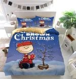 A Charlie Brown Christmas Peanuts Bedding Set Duvet Cover