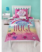 Jojo Siwa Bows Single Duvet Cover And Pillowcase Set – Jojo Siwa Bedding