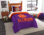 Clemson Tigers Bedding Set (Duvet Cover & Pillow Cases)