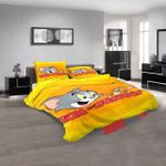 Cartoon Movies The Tom And Jerry Show D 3d  Duvet Cover Bedroom Sets Bedding Sets