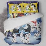 101 Dalmatians Bedding Set (Duvet Cover & Pillow Cases)