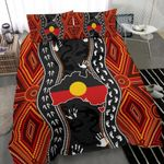 Aboriginal Australia Indigenous Map Duvet Cover Bedding Set