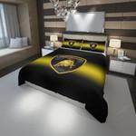 Lamborghini Logo Bedding Set #1(Duvet Cover & Pillowcases)
