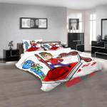 Cartoon Movies The Problem Solverz V 3d Duvet Cover Bedroom Sets Bedding Sets