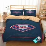 Mlb Philadelphia Phillies 3 Logo 3d Duvet Cover Bedding Sets