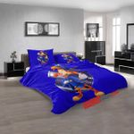 Cartoon Movies Bonkers 3d Duvet Cover  Bedding Set