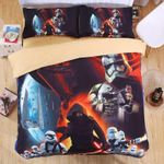 Darth Vader And First Order Star Wars 3d Printed Bedding Set (Duvet Cover & Pillow Cases)