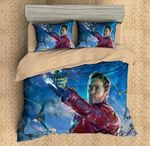 3d Guardians Of The Galaxy Duvet Cover Bedding Set 9