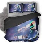 Marshmello Music Usa Bedding Set (Duvet Cover & Pillow Cases)