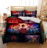 Stranger Things Duvet Cover Bedding Set